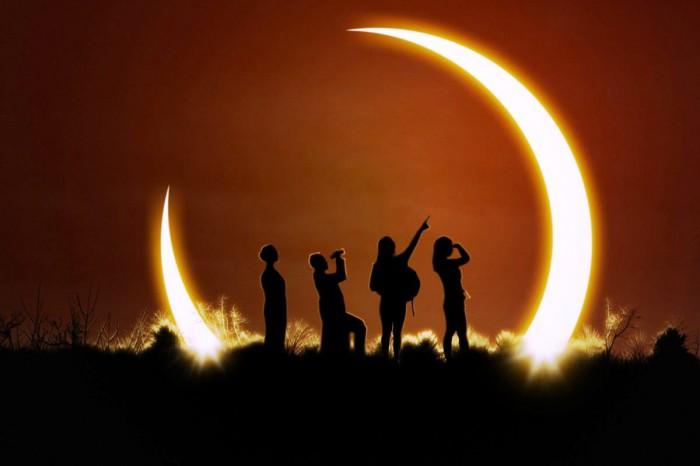 Villa de Merlo se prepara para el Eclipse Total de Sol